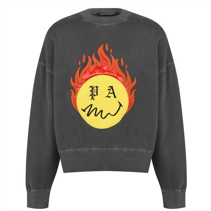 Burn Head Sweater