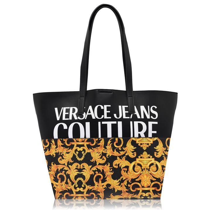Baroque Mix Shopper Bag