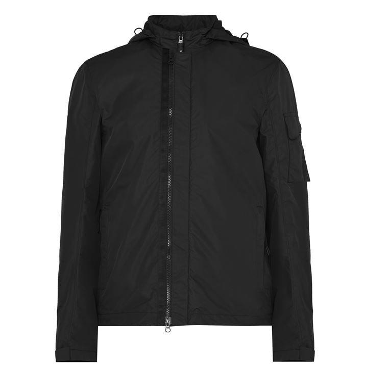Micro Zip Overshirt