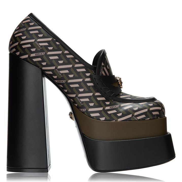 Intrico Platform Loafers