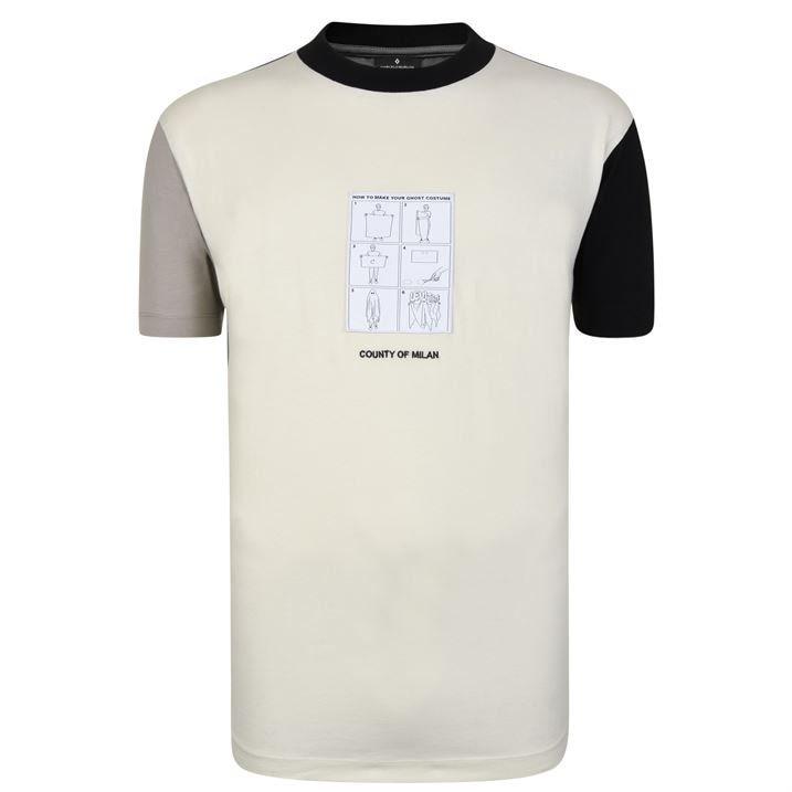 Block Colour T Shirt