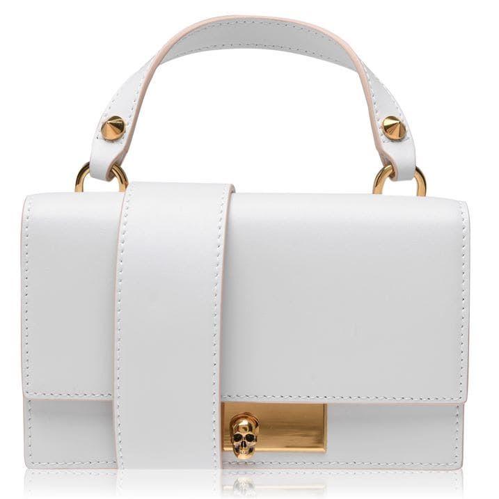 Skull Lock Small Bag