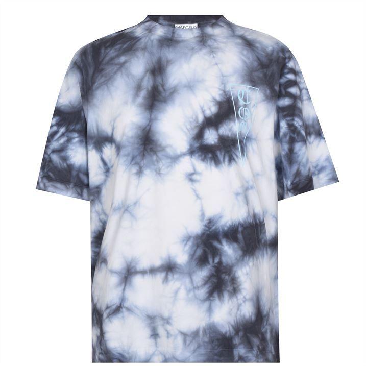 Tie Dye Oversized T Shirt