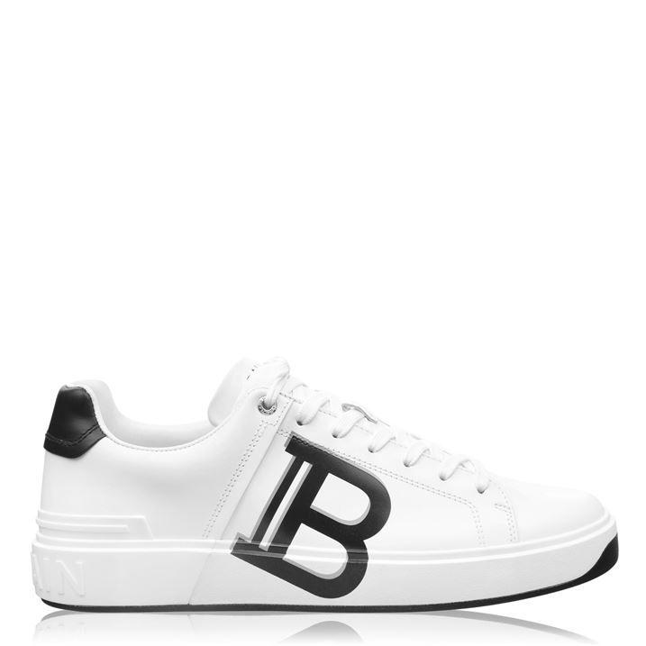 B Court Monogram Trainers