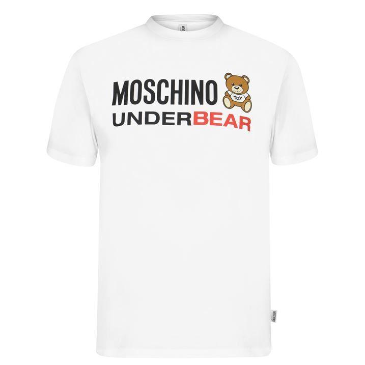Teddy Logo T Shirt