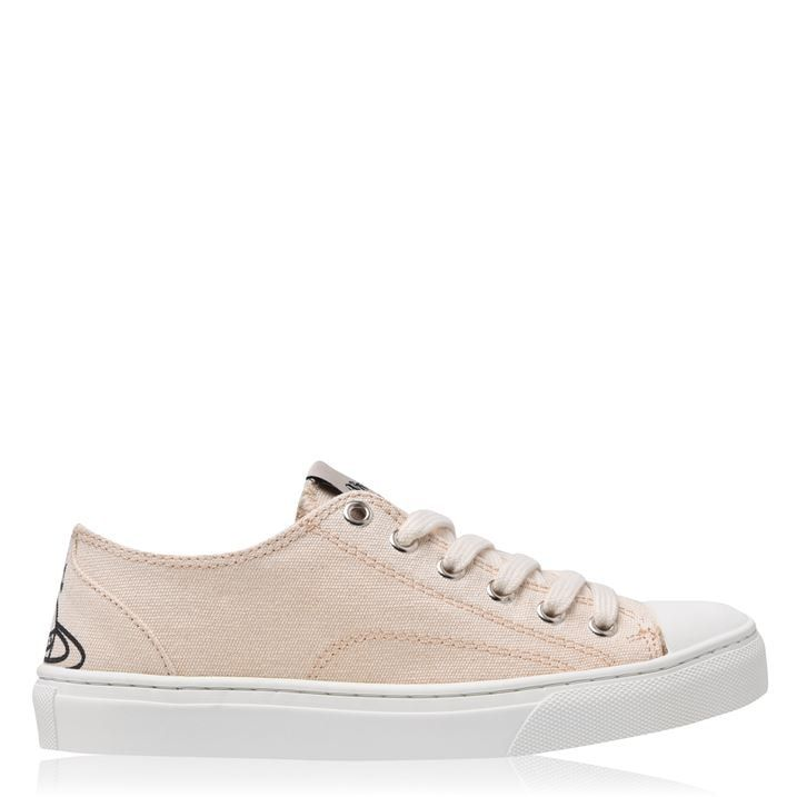Plimsoll Low Top Trainers
