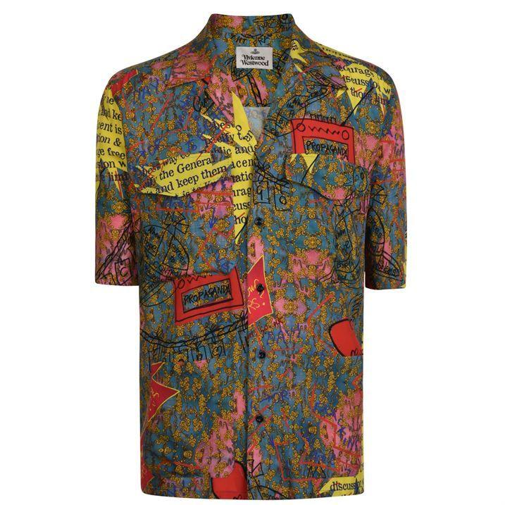 Vetsan Print Shirt