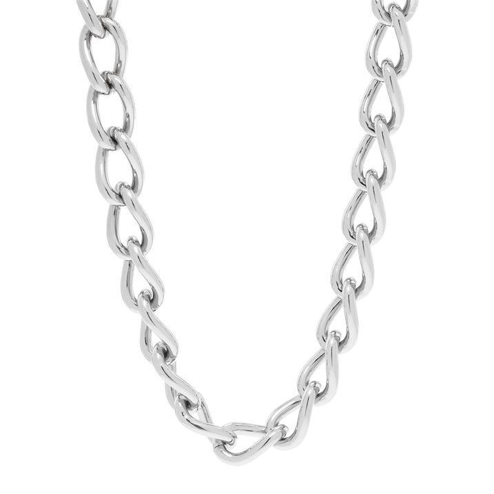 Alyx Chain Lthr Neck Sn04