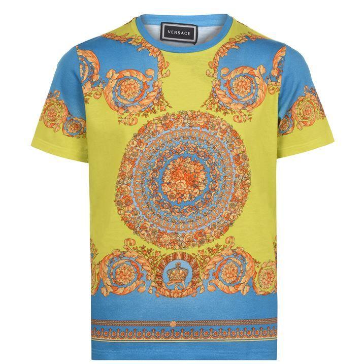 Junior Boys Neon T Shirt