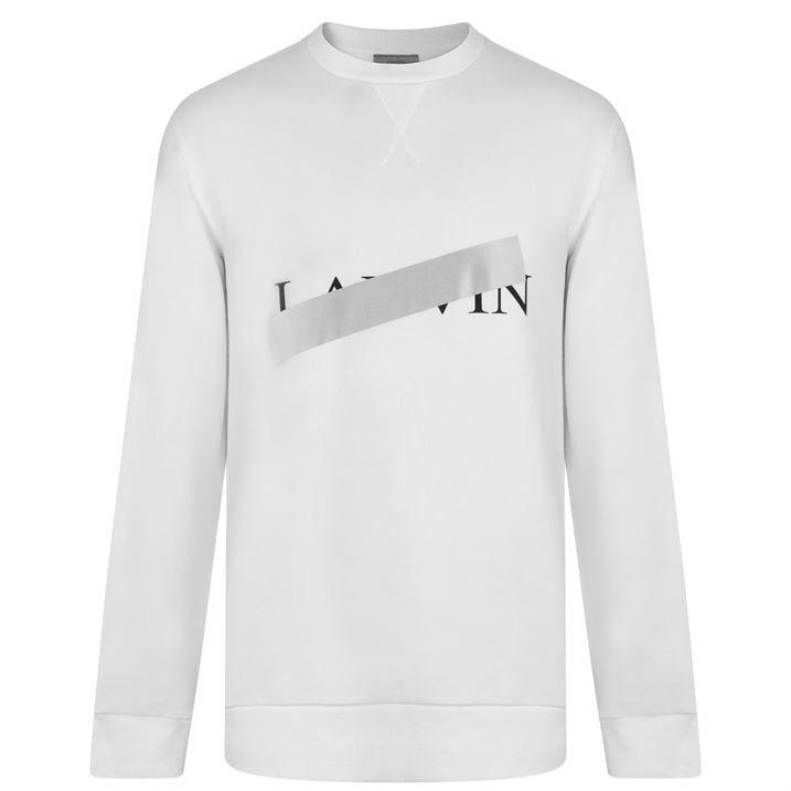 Hidden Logo Sweatshirt