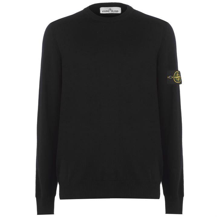 Merino Crew Neck Sweatshirt