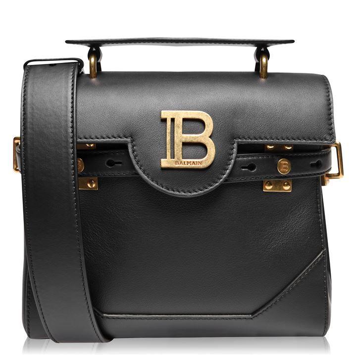 B Buzz 23 Calf Handbag