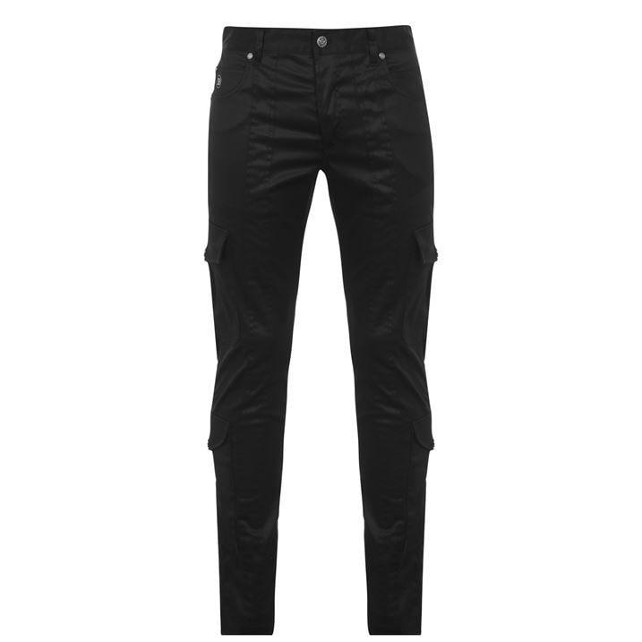 Gabard Cargo Trousers