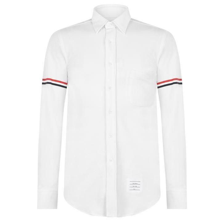 Pique Band Shirt