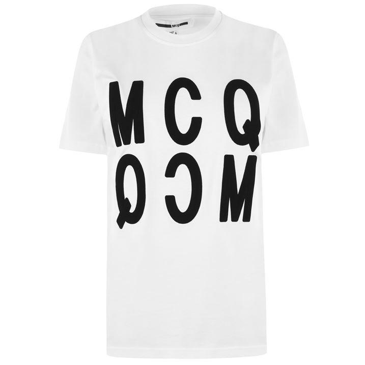 Reverse Logo T Shirt
