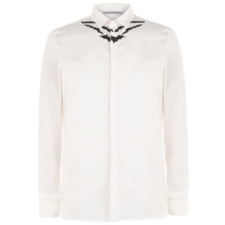 Long Sleeve Tiger Shirt