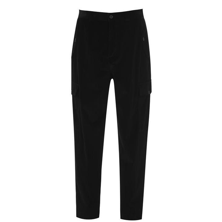 Pocket Corduroy Trousers