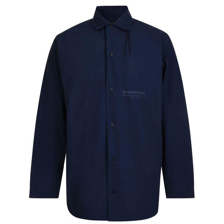 Technical Over Shirt Jacket