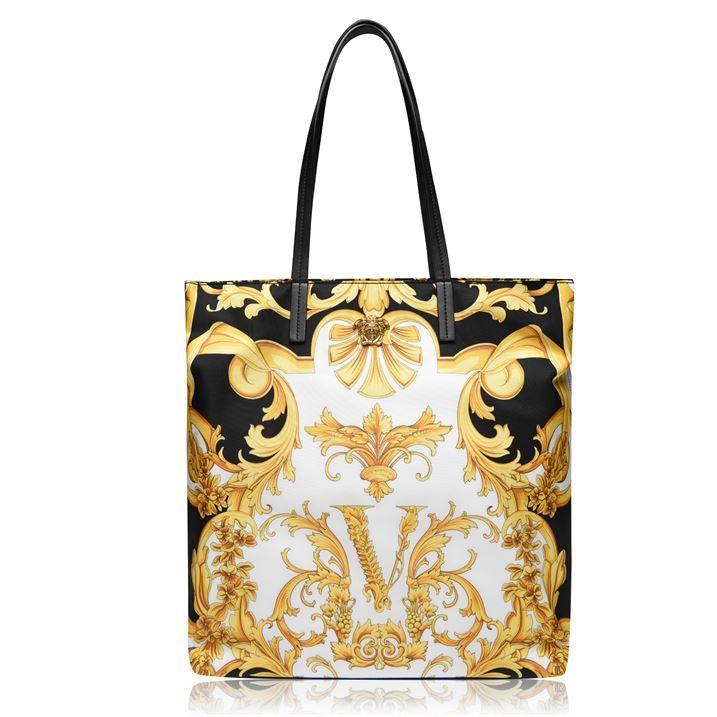 Baroque Shopper Bag