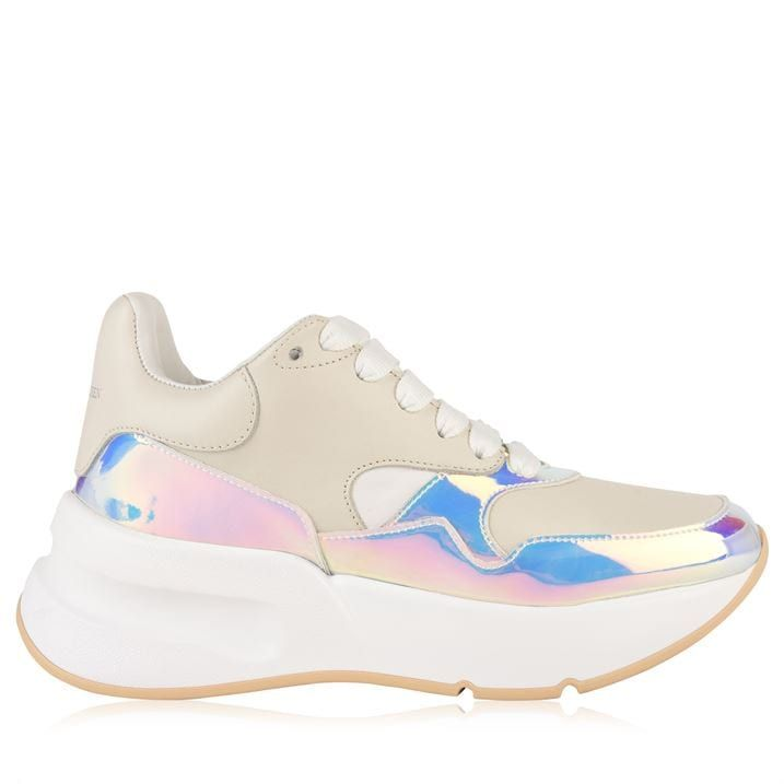 Reflective Oversized Runner Trainers