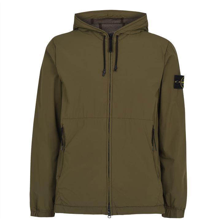 Skin Touch Nylon Tc Polartec® Jacket