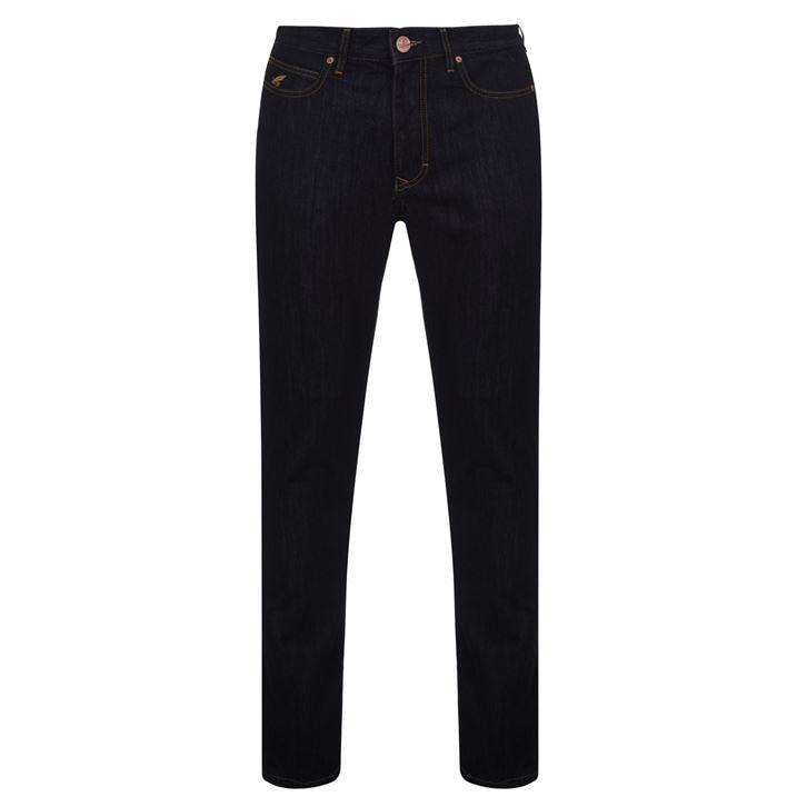 Denim Tape Jeans