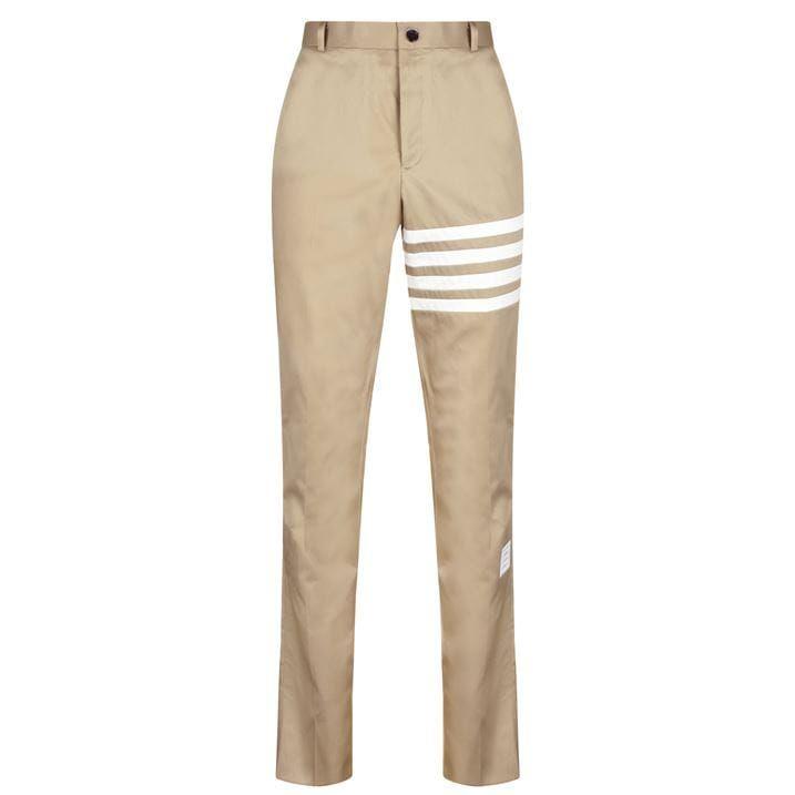Thom Browne Stripe Chino Trousers