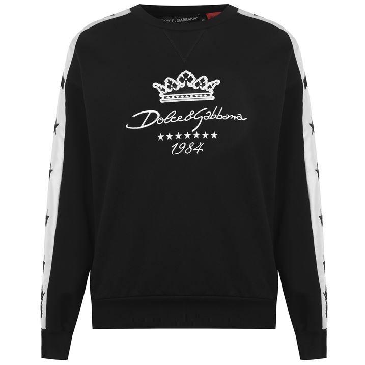 Crown Tape Sweatshirt