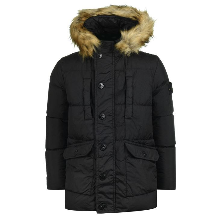 Junior Boys Padded Blouson Jacket