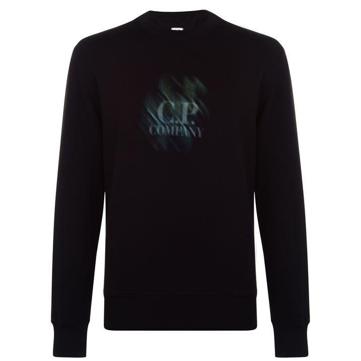 Haze Print Sweatshirt