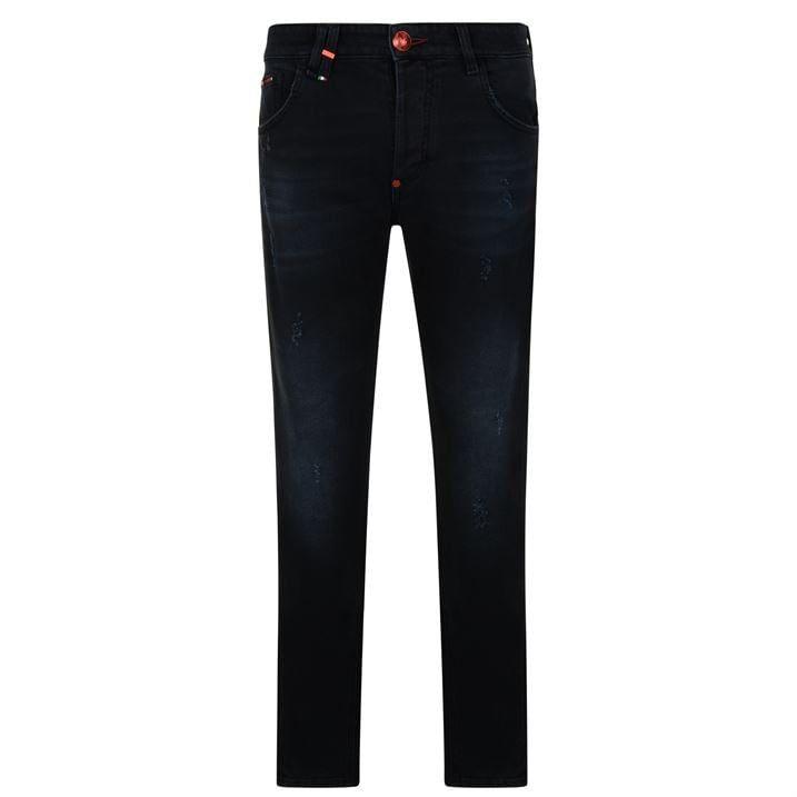 Super Straight Statement Jeans