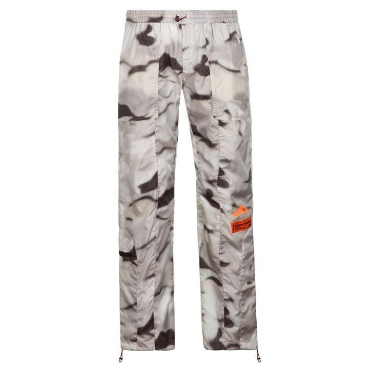 Camo Nylon Trousers