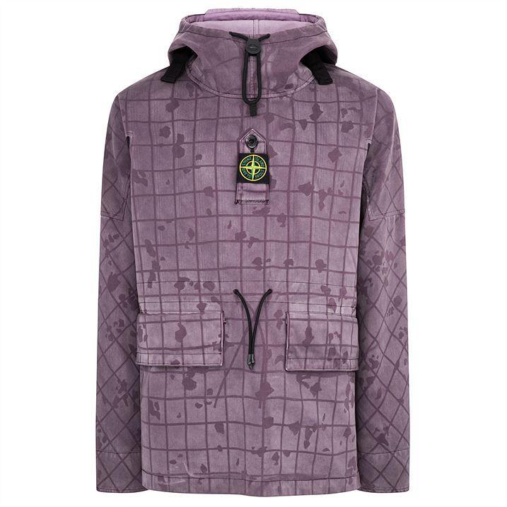Tela Flock Tc Ghillie Laser Camo Jacket