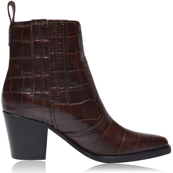 Western Snake Boots