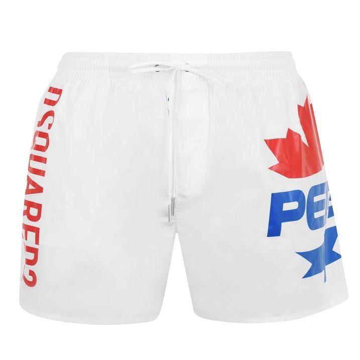 Pepsi Swim Shorts