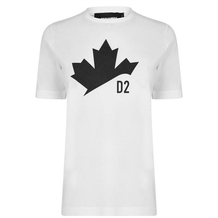 Dsquared2 Leaf Renny T Shirt