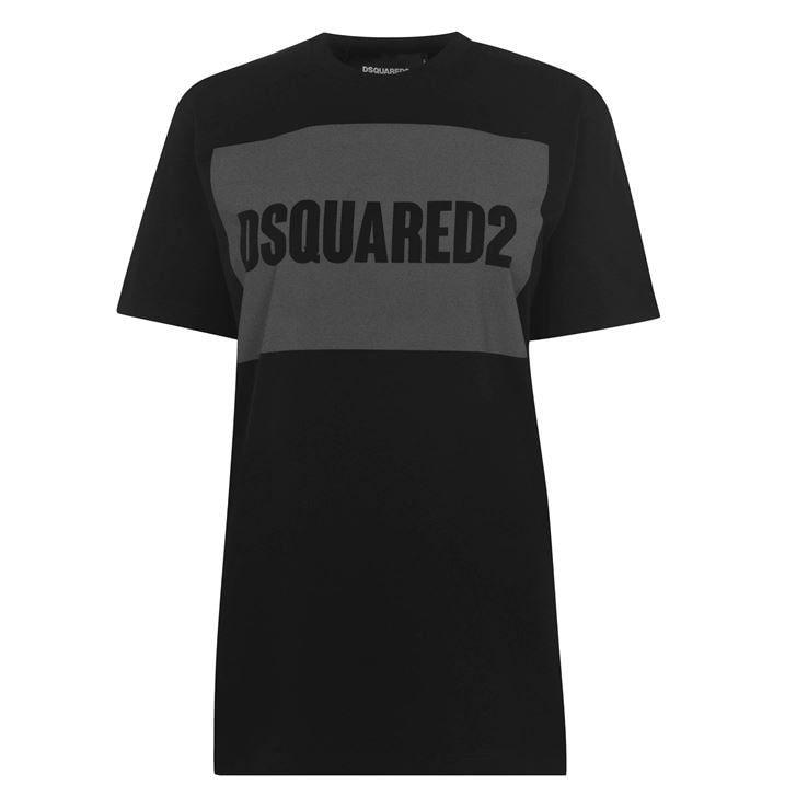 Square Logo T Shirt