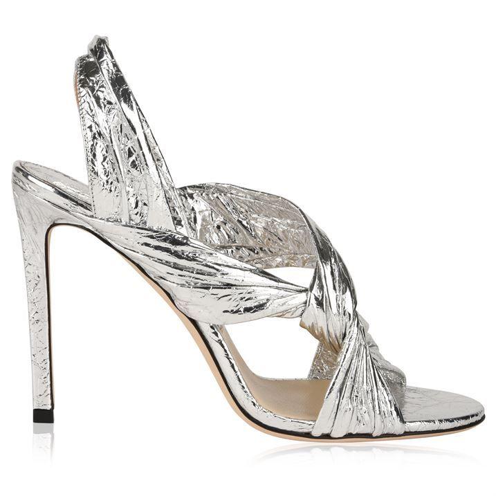 Lalia Interwined Heeled Sandals