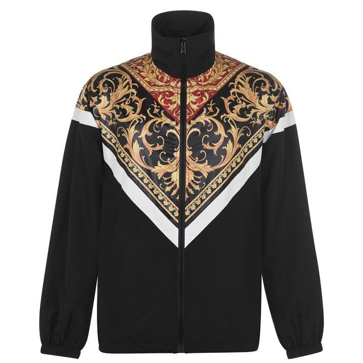 Baroque Tracksuit Jacket