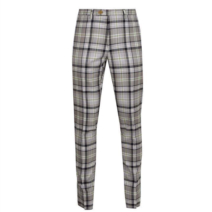 Tartan Shadow Trousers
