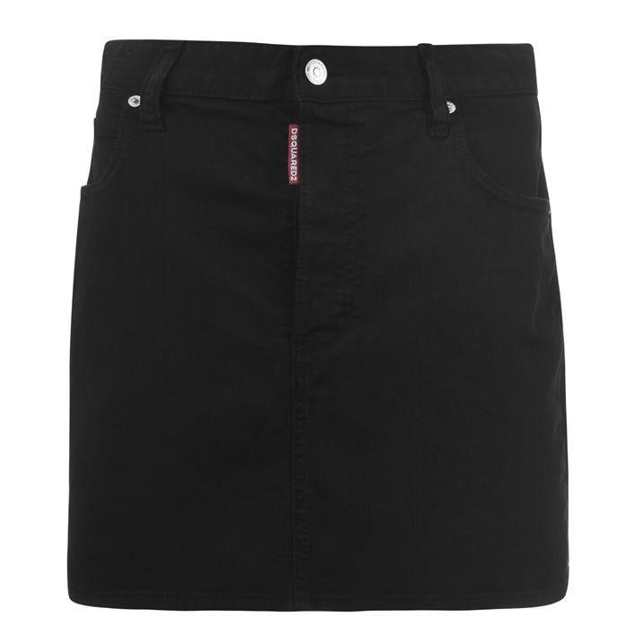 New Icon Denim Skirt
