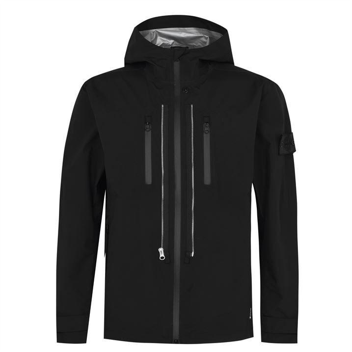 Twin Zip Shell Jacket