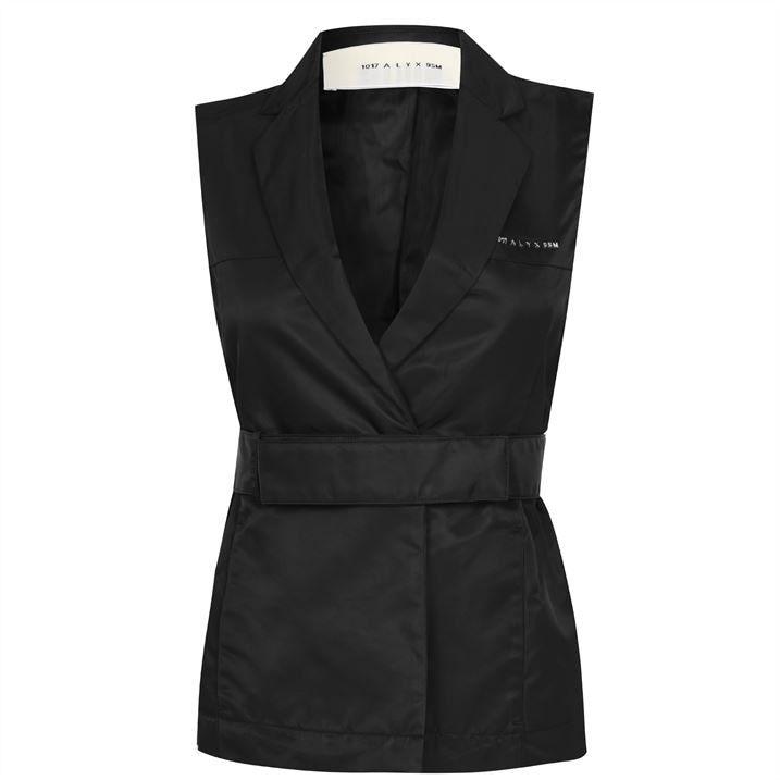 Tailored Vest Ladies