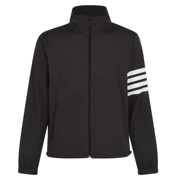 Zip Up Tech Jacket