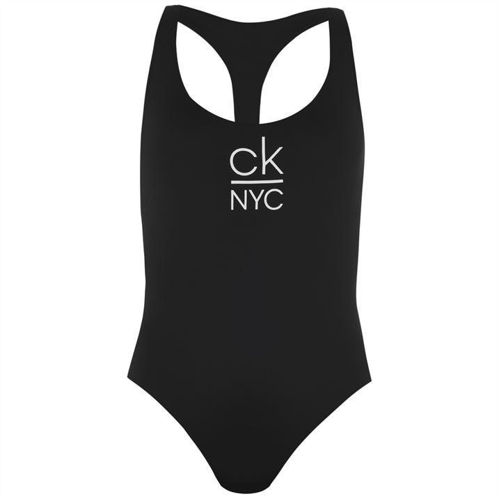 Racer Back Swimsuit