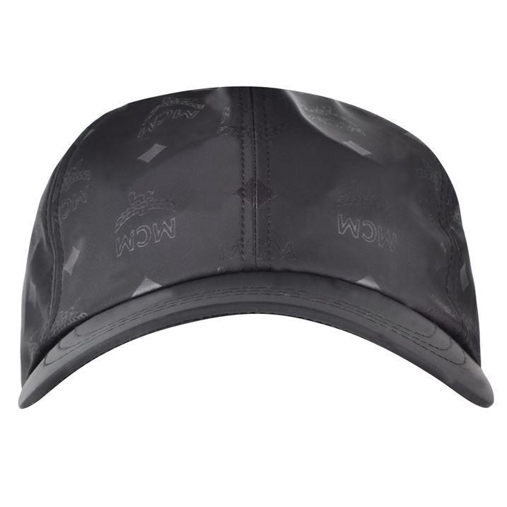Monogrammed Nylon Cap