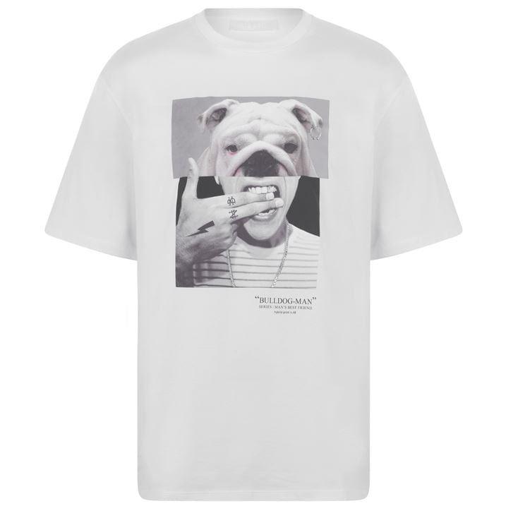 Bulldog T Shirt