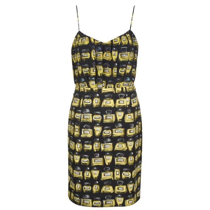 Bottle Mini Dress