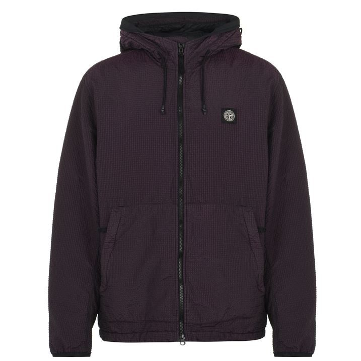 Polyframe Puffer Jacket