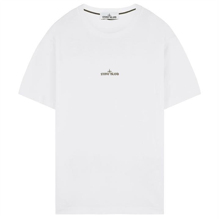Cotton Jersey Marble Three T Shirt